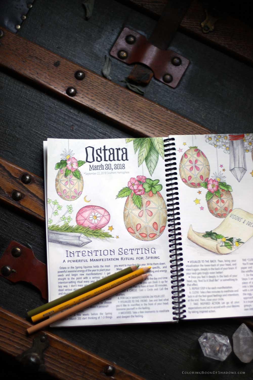 Ostara Ritual Ideas